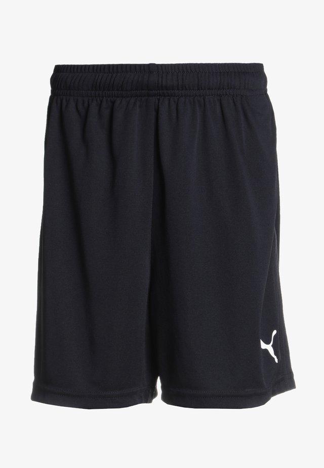 LIGA TRAINING SHORTS CORE  - Pantaloncini sportivi - black/white