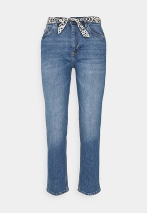 STRAIGHT VINTAGE  - Straight leg jeans - medium blue