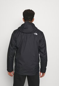 The North Face - CORDILLERA TRICLIMATE JACKET 2-IN-1 - Blouson - black/white - 2