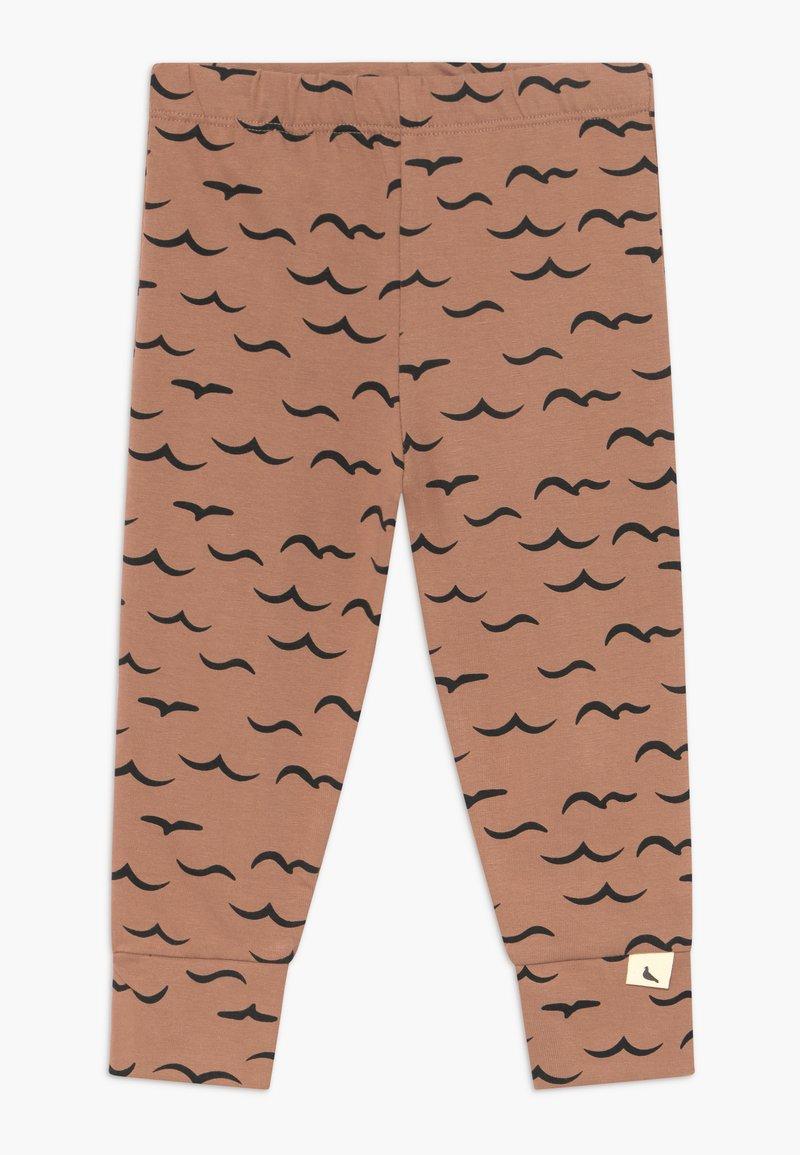 Turtledove - AIR AND SEA BABY  - Legginsy - brown