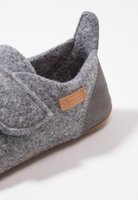 Bisgaard - HOME SHOE - Chaussons - grey - 2