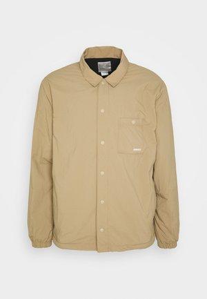 COACHES SHIRTS - Summer jacket - chino