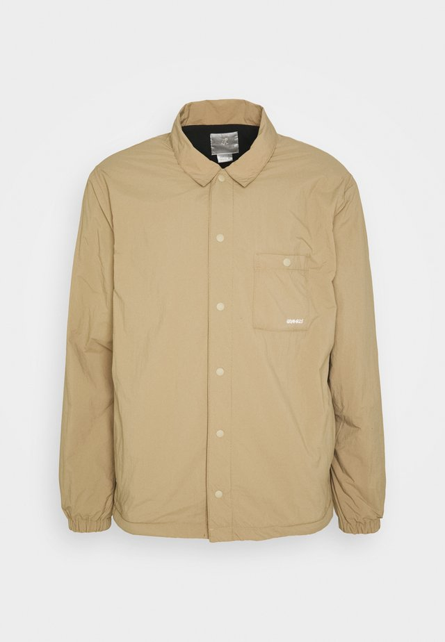 COACHES SHIRTS - Summer jacket - chino