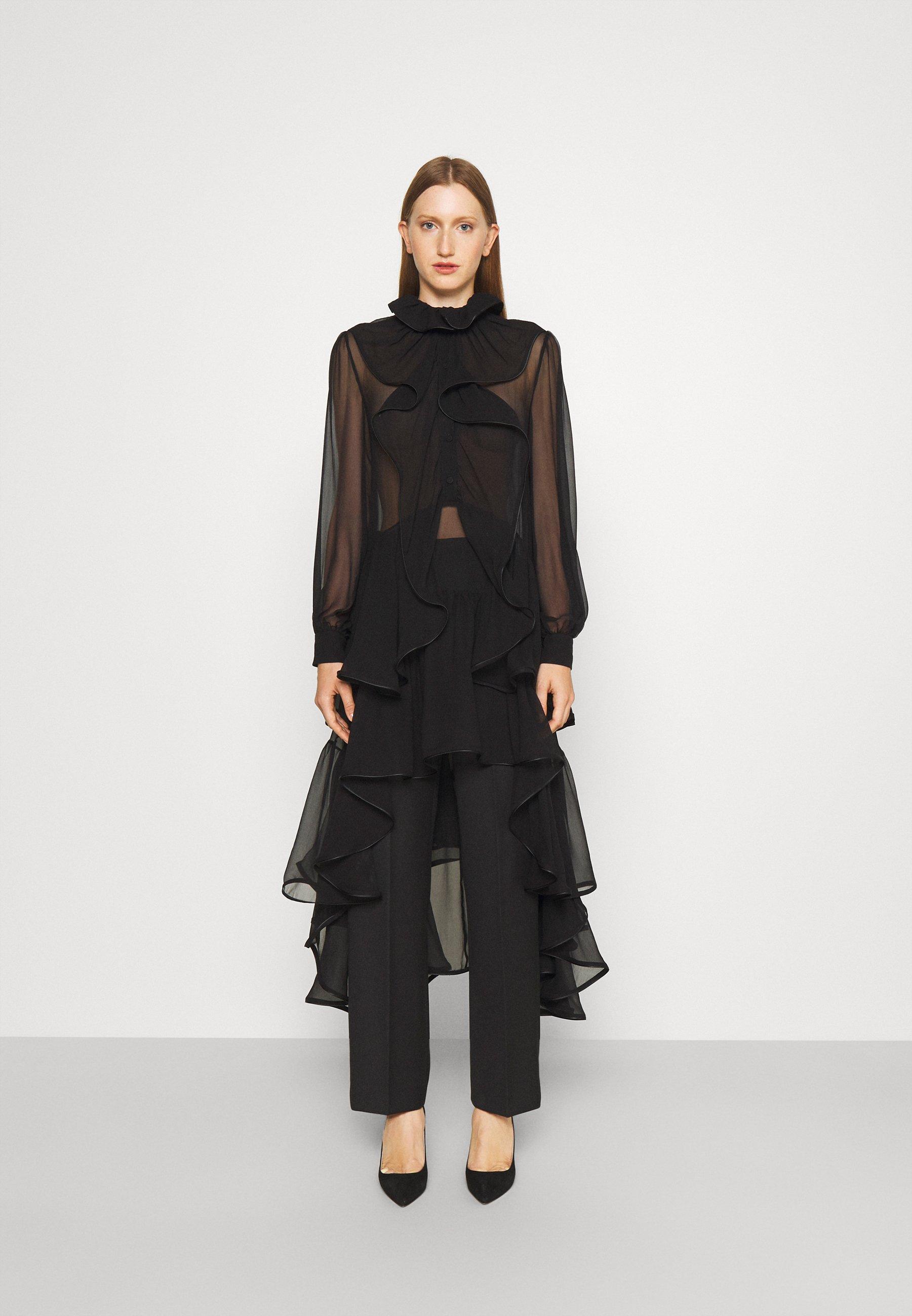Damen UNITARD - Bluse