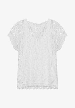 VIVI - Blouse - chalk