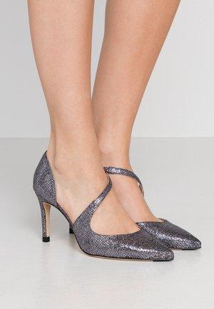 VICTORIA - High heels - anthracite