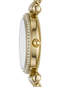 Fossil - CARLIE MINI - Watch - gold-coloured - 3