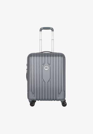 MASERU 4-ROLLEN KABINENTROLLEY 55 CM - Wheeled suitcase - anthrazit
