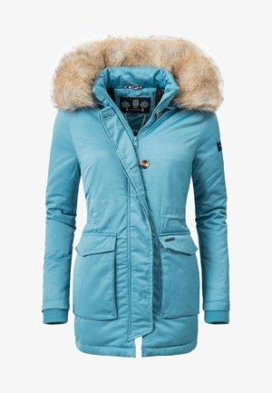 SCHNEEENGEL - Winter coat - light blue