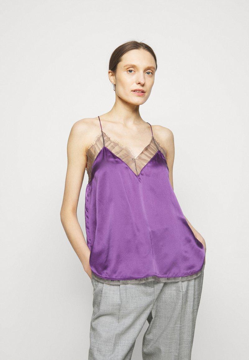 Iro - BERWYN - Linne - purple/grey