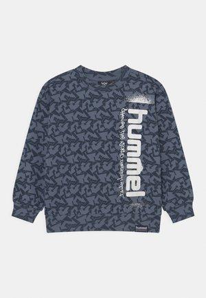 ARROWS UNISEX - Sweatshirt - china blue