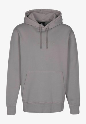 Hoodie - frost grey