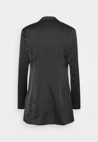 Missguided Tall - Short coat - black - 1