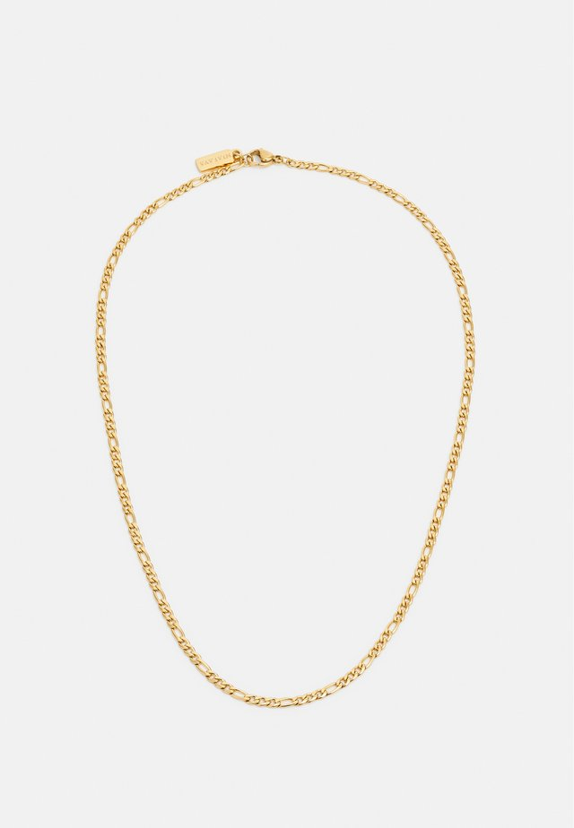 FIGARO CHAIN NECKLACE - Collana - gold-coloured