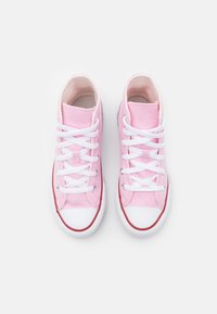 Converse - CHUCK TAYLOR ALL STAR EVA LIFT - High-top trainers - pink glaze/white - 3