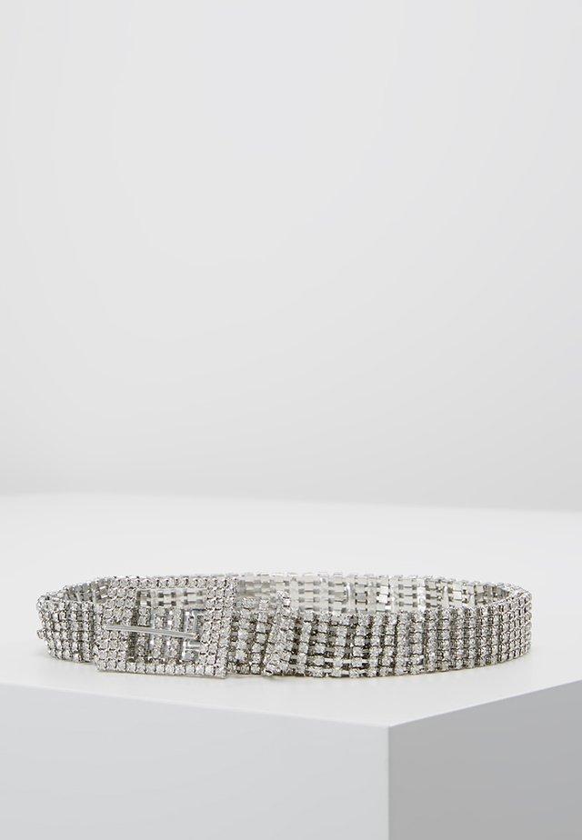 JESSIKA BELT  - Pasek - silver