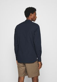 Tommy Hilfiger - SLIM STRETCH SHIRT - Shirt - blue - 2
