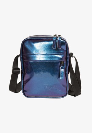 CONTEMPORARY - Across body bag - pearl purple