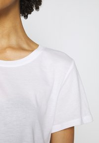 GAP - CREW 2 PACK - T-shirt basic - true black - 5