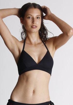 PLAIN RECYCLED  - Bikini pezzo sopra - nero