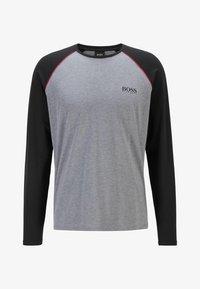 BOSS - Nachtwäsche Shirt - grey - 3