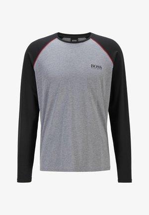 Nachtwäsche Shirt - grey