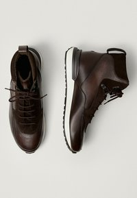 Massimo Dutti - High-top trainers - brown - 2