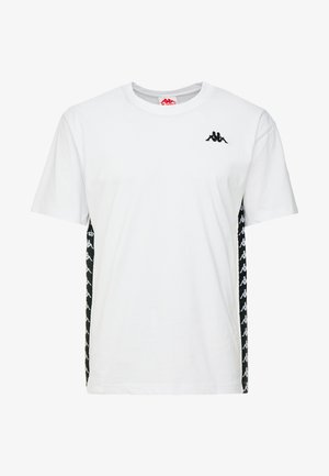VAMPIR - Print T-shirt - white