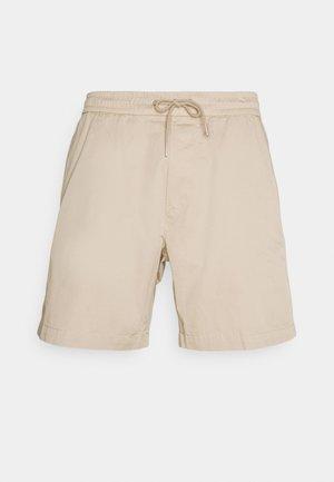 Shorts - light beige