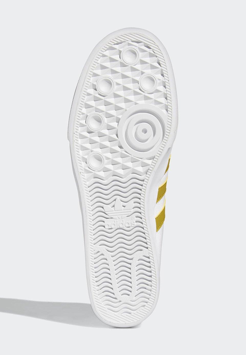 Adidas Originals Adi-ease Shoes - Sneakersy Niskie White