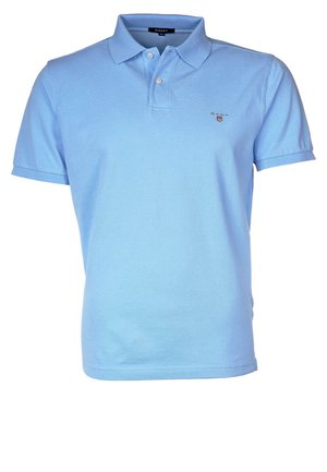 THE ORIGINAL RUGGER - Polo shirt - capri blue