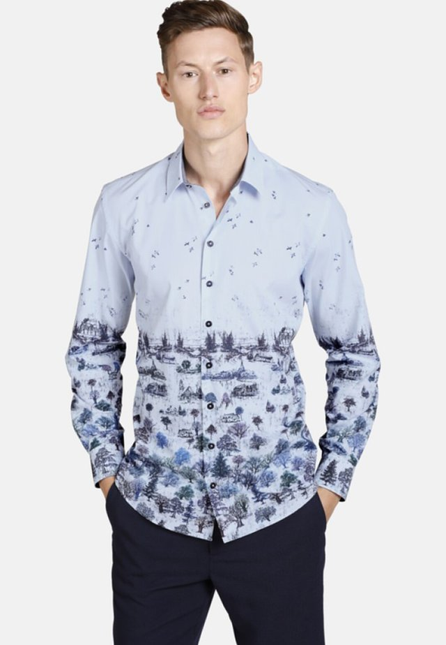WINTERPAINTING - Shirt - blue