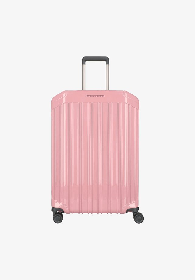 Valise à roulettes - pink