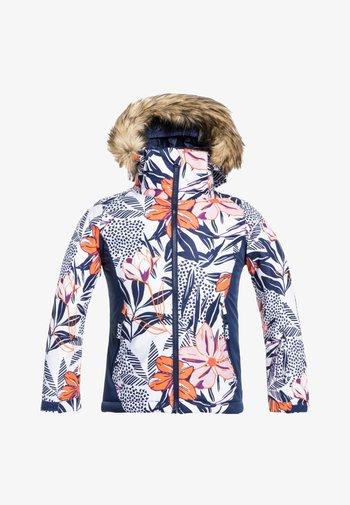 JET SKI JK - Snowboard jacket - medieval blue sunday mood