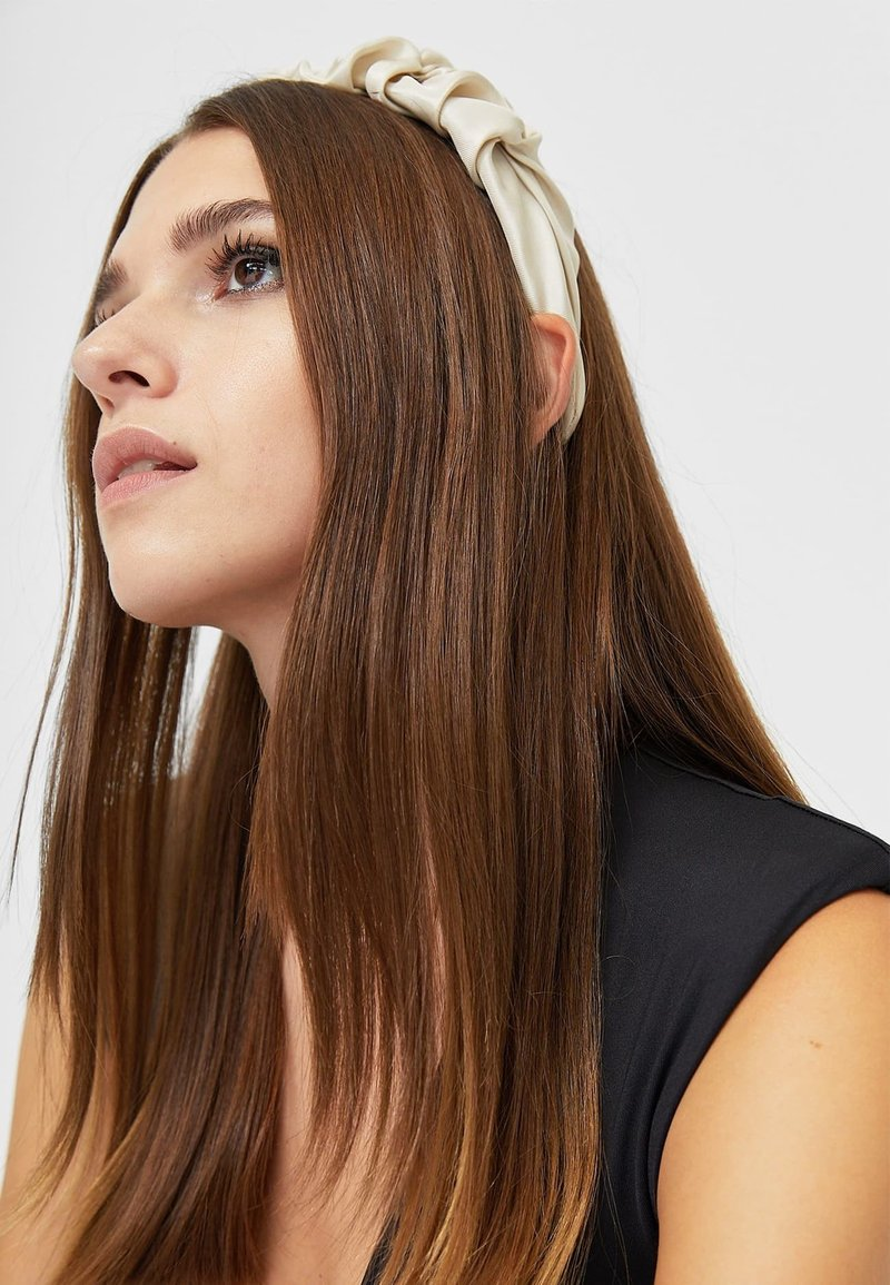 Stradivarius - Hair styling accessory - white