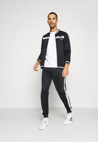 Everlast - TRACK SUIT - Tracksuit - black - 1