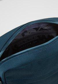 Lacoste - VERTICAL CAMERA BAG UNISEX - Camera bag - reflecting pond - 4