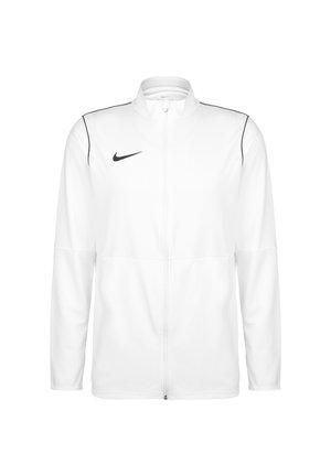 PARK - Sportovní bunda - white / black