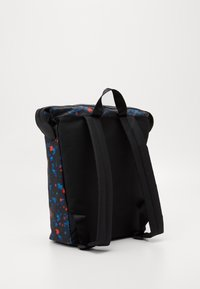 Calvin Klein Jeans - TECHNICAL FLAP BACKPACK SET - Batoh - black - 1