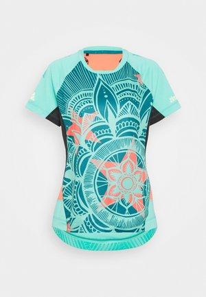 TECHZONEZ - Print T-shirt - florida keys/pacific/living coral