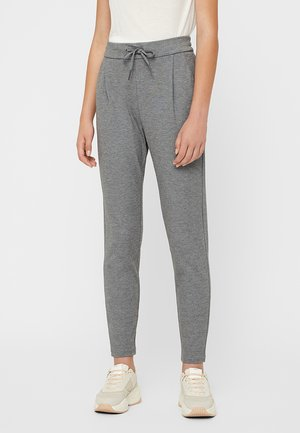 VMEVA MR - Trousers - medium grey melange