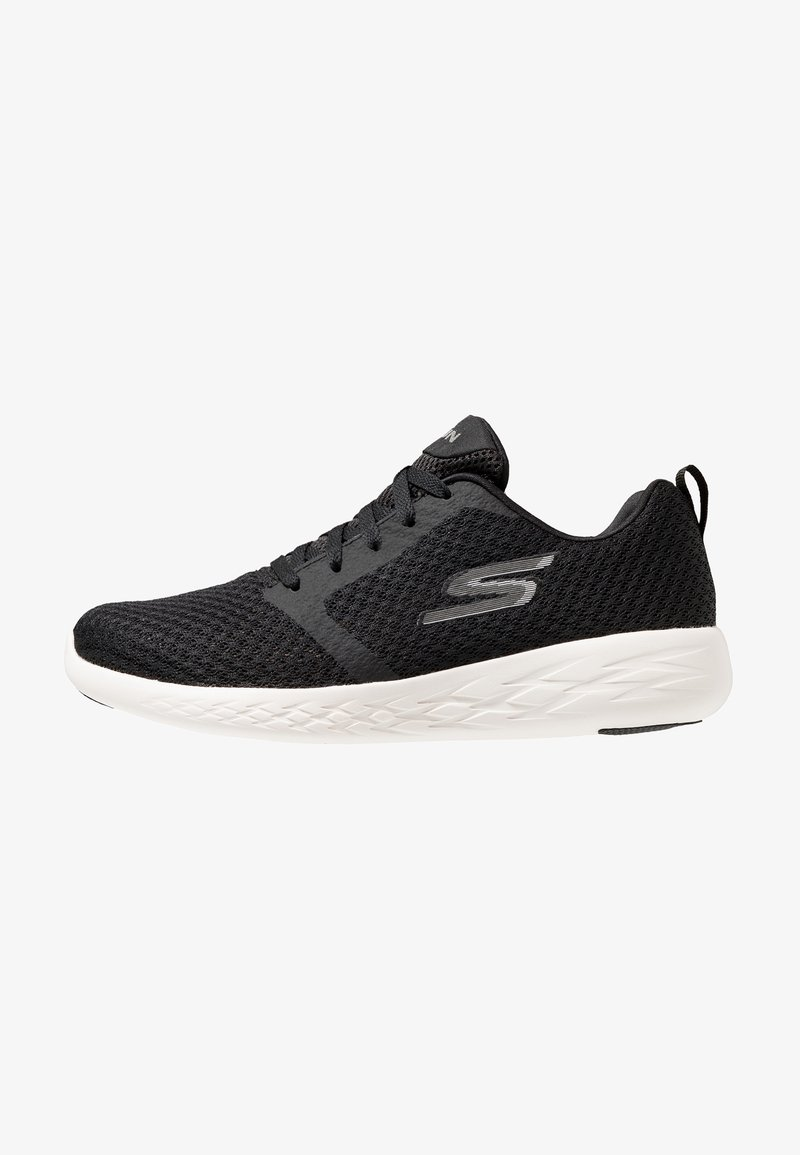 Skechers Performance - GO RUN 600 CIRCULATE - Laufschuh Neutral - black