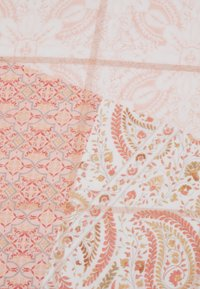 Lindex - SCARF PATCH - Sjal - light dusty pink - 3