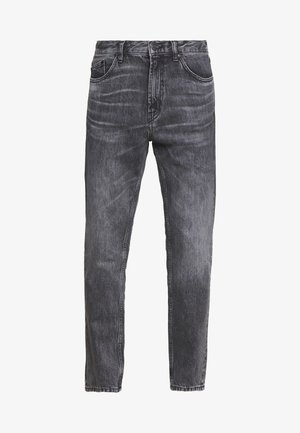 Jeans Tapered Fit - charcoal