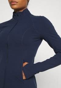 Sweaty Betty - POWER WORKOUT ZIP THROUGH JACKET - Training jacket - navy blue - 3