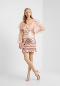 Three Floor - DAYDREAMING DRESS - Cocktail dress / Party dress - dusty pink/faded rose - 1