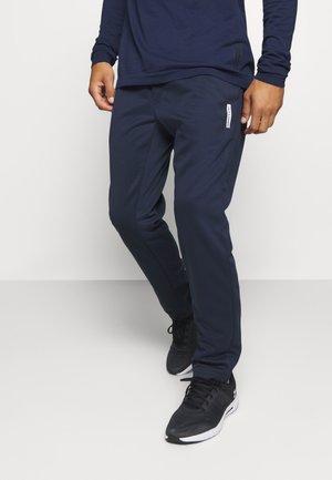 JJIWILL JJZPOLYESTER PANT - Træningsbukser - navy blazer