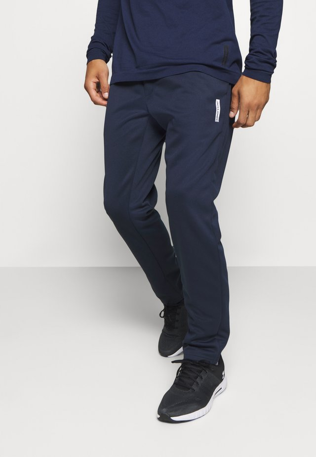 JJIWILL JJZPOLYESTER PANT - Pantalon de survêtement - navy blazer