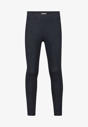 GLITTER - Legging - dark blue