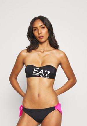 SEAWORLD MAXI LOGO BAND - Bikini - black